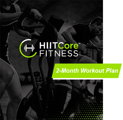 hiitcore fitness training guide